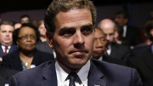 Hunter Biden, fils du candidat Joe Biden (photo d'archives).