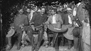 Del libro: México, fotografía y revolución