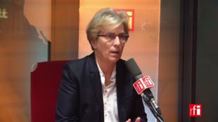 Marie-Noëlle Lienemann sur RFI le 30 octobre 2017.