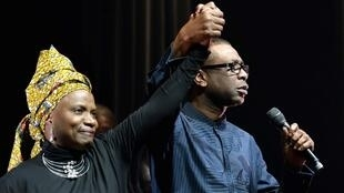 Angelique Kidjo and Youssou N'Dour are among the big names joining the Worldwide Afro Network's Wan Show 2.0 on 25 May.