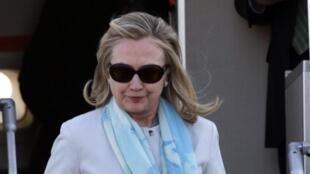 Hillary Clinton, waziri wa mambo ya nje wa Marekani