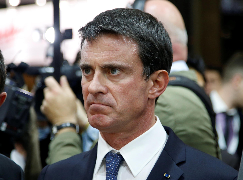 مانوئل والس، نخست وزیر فرانسه