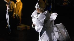 «Человек без свойств» по роману Роберта Музиля, постановка Ги Кассье