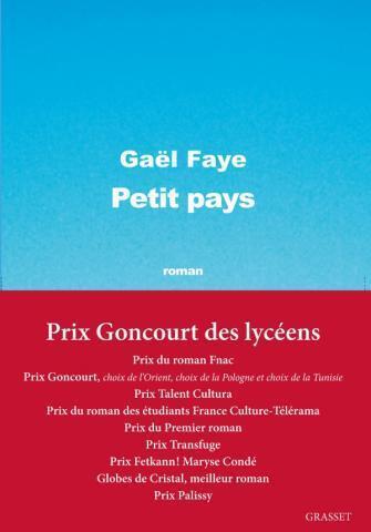 «Petit pays» de Gaël Faye.