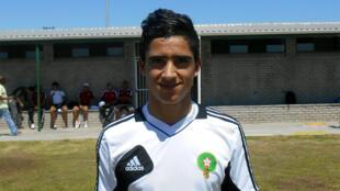 Le Marocain Abdelkabir El Ouadi.