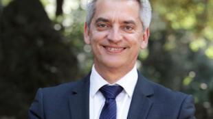 Le directeur général d'Intel France, Stéphane Nègre.