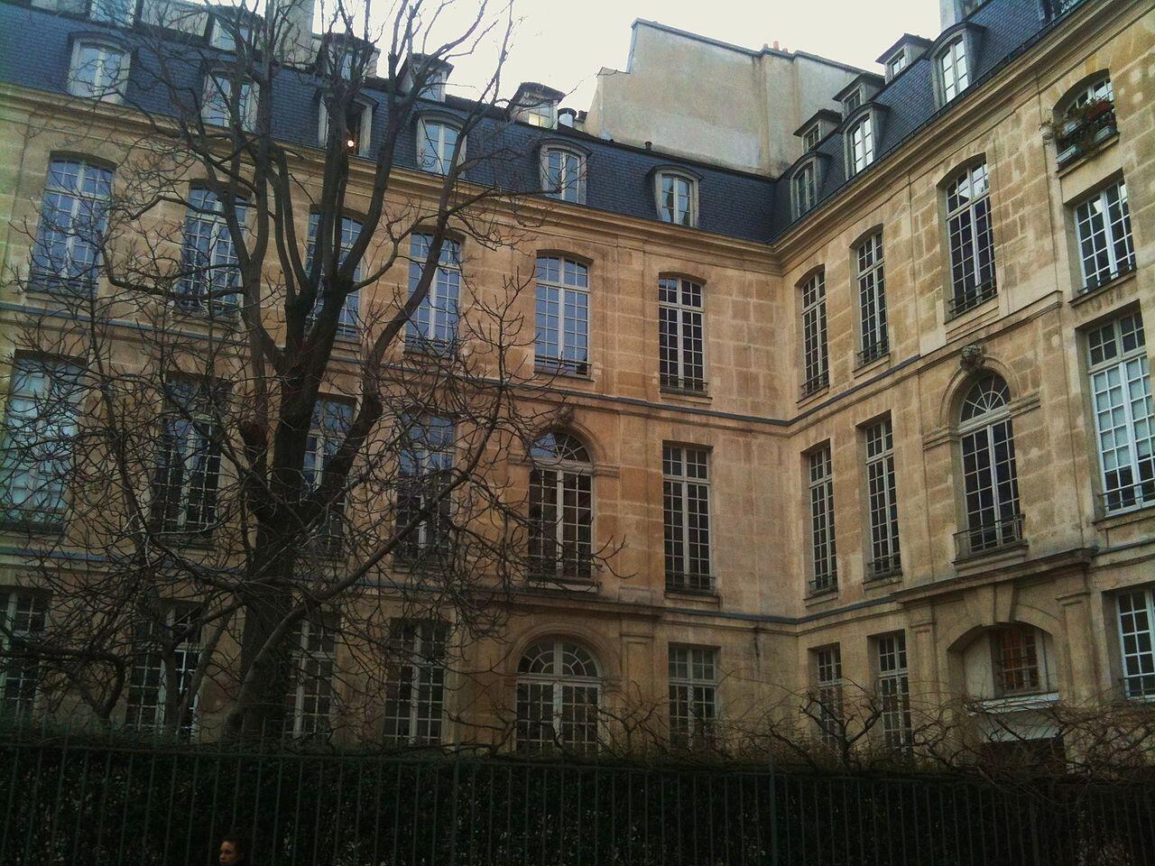 Maison européenne de la photographie.