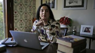 Swati Chaturvedi - Inde - journaliste