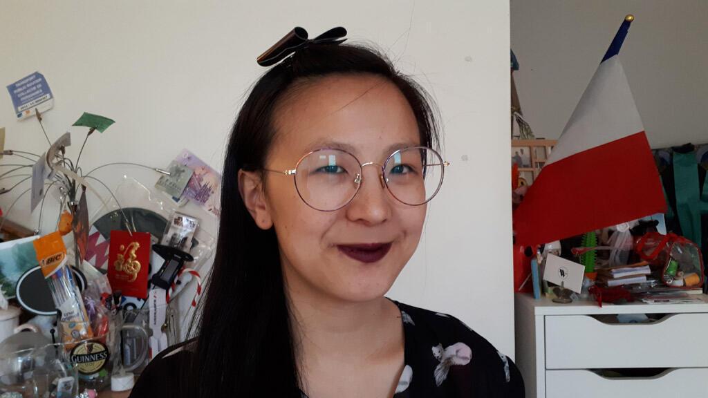 Olivia Chen raconte à Thibault Lefèvre, l'histoire de sa famille venue de Chine dans les années 1980.