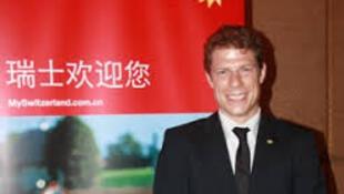 瑞士驻中国国家旅游局中国区负责人张自清(Nico Zhang)