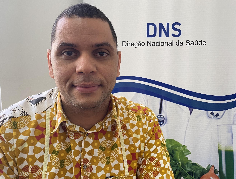Jorge Noel Barreto, Director Nacional da Saúde  em Cabo Verde.