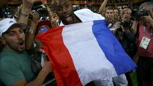 En décrochant son 2e titre olympique, Teddy Riner a rejoint David Douillet au panthéon du judo français.