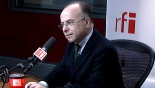 Bernard Cazeneuve, député de la Manche, porte-parole de François Hollande.