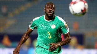 Le défenseur sénégalais Kalidou Koulibaly.