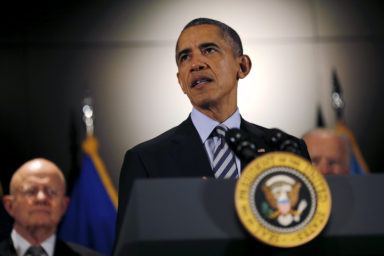 Rais wa Marekani, Barack Obama, akizungumza juu ya namna ya kupambana dhidi ya ugaidi duniani.