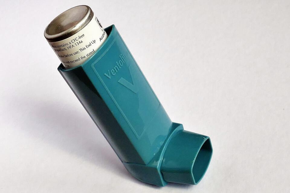 L'asthme touche plus de 235 millions personnes dans le monde