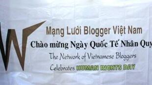 Mạng lưới blogger Việt Nam (DR)