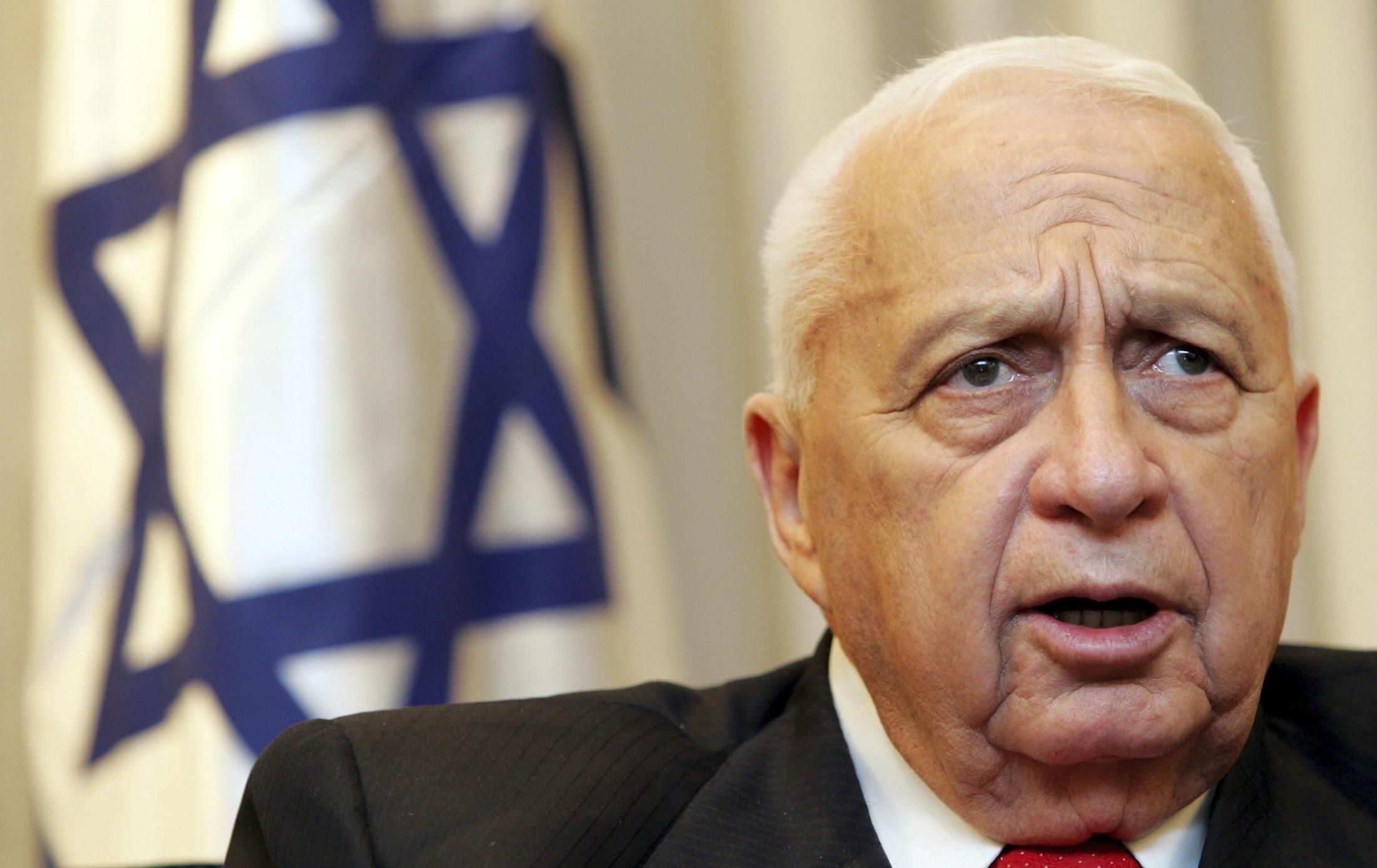 O estado de saúde  do ex-primeiro-ministro israelense Ariel Sharon, que está em coma há quase oito anos piora, informa hospital onde está internado.