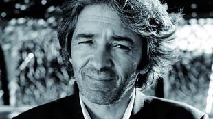 Portrait de l'architecte Rudy Ricciotti.