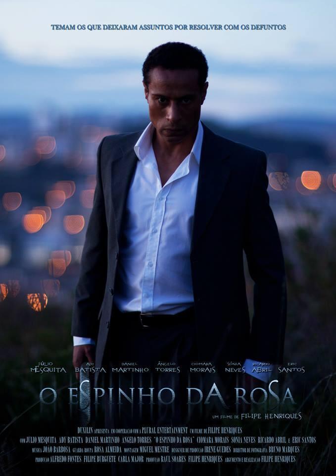 """Cartaz do filme """"O espinho da Rosa"""""""