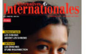 «Alternatives internationales», mars 2014.