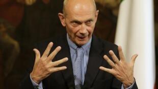 Le mandat de Pascal Lamy à la tête de l'OMC prend fin ce 1er septembre 2013. Il sera remplacé par le Brésilien Roberto Azevêdo.