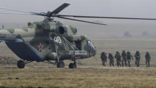 Tadjikistan - Russie - armée - Orendurg - exercice militaire