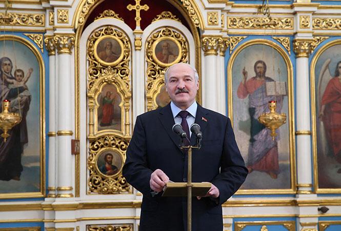 Белорусская автокефальная православная церковь предала анафеме Александра Лукашенко.