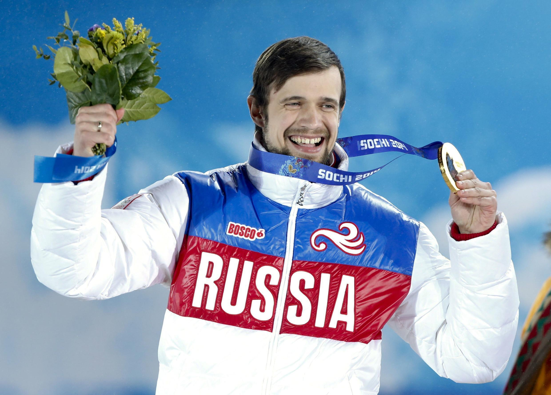 Vận động viên Nga Alexander Tretyakov, huy chương vàng Thế Vận Sotchi 2014 từng trong danh sách doping