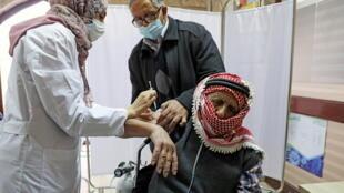 Palestine Israel Vaccin Coronavirus