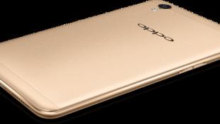 中國智能手機品牌Oppo