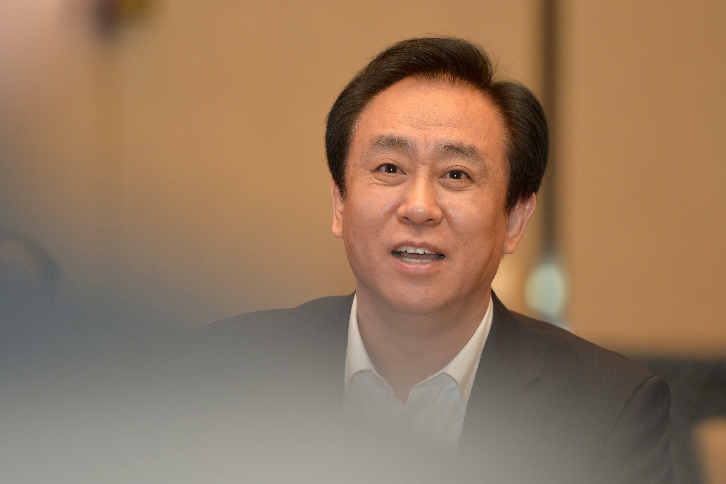 Evergrande boss Xu Jiayin has called on staff to work to deliver properties to investors