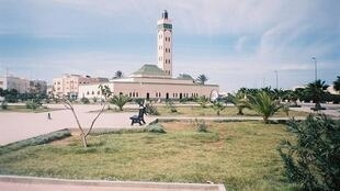 The Grand Mosque in Dakhla