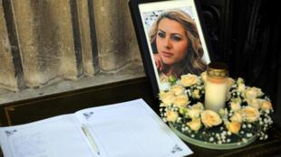 Похороны журналистки Виктории Мариновой прошли в городе Русе 12 октября