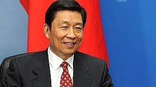 Le vice-président chinois, Li Yuanchao.