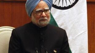 Waziri mkuu wa India, Manmohan Singh