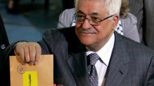 Le président palestinien Mahmoud Abbas programme les présidentielles et les législatives au 24 janvier 2010.