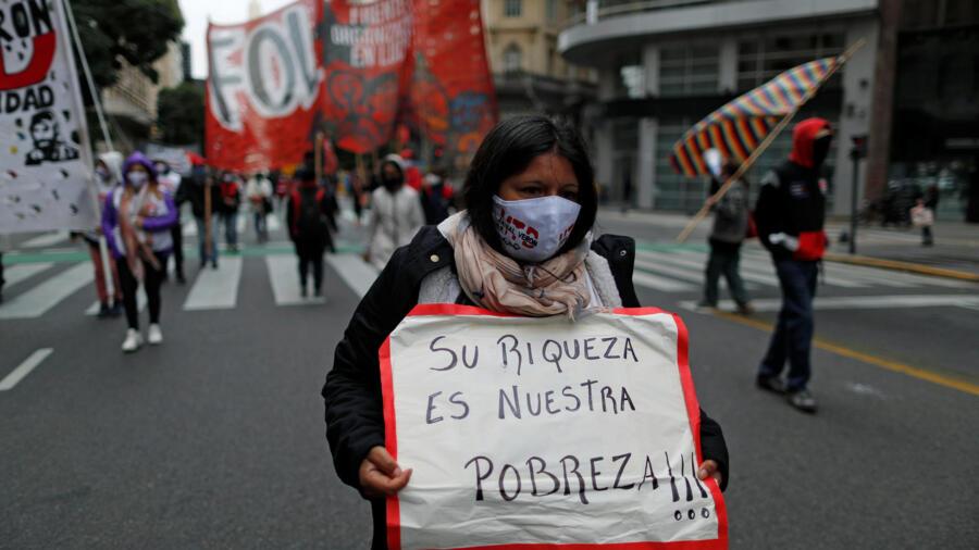 El destino de la deuda argentina marcará el rumbo de la crisis mundial tras el Coronavirus