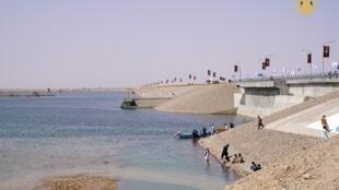 Barrage Afghan