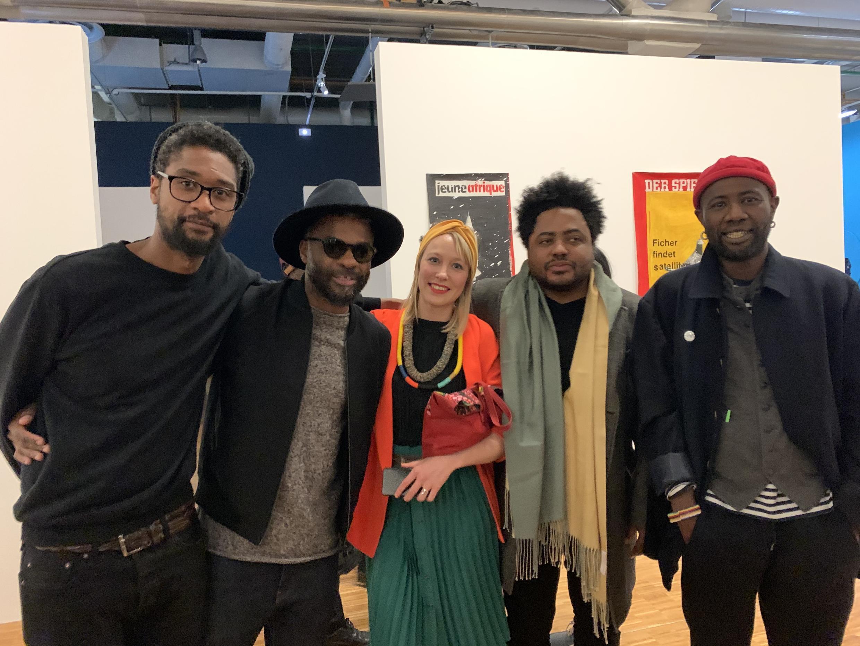 Artistas angolanos