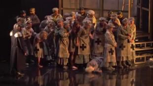 «Guillaume Tell» de Rossini - à découvrir ou redécouvrir au Grand Théâtre de Genève jusqu'au 21 septembre.