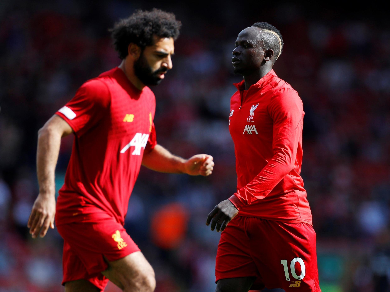 L'Égyptien Mohamed Salah et le Sénégalais Sadio Mané sont en quête d'un deuxième sacre consécutif en Ligue des champions.