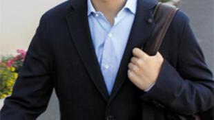2013年在法國巴黎政治學院勒弗爾分院讀書的金正男之子金韓松