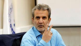 سید حسن موسوی چلک، رئیس انجمن مددکاری اجتماعی ایران