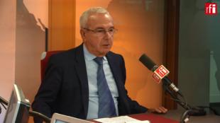 Jean Leonetti sur RFI le 5 septembre 2018.