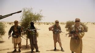 Combattants jihadistes au Mali. (Illustration).
