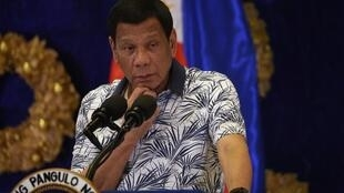 The law approved by President Rodrigo Duterte allows for a special council comprised of members of his cabinet to order the warrantless arrest of anyone they deem a terrorist