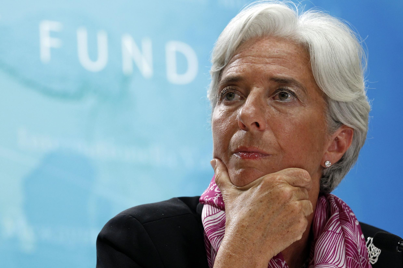 Inquiétée par la justice française, Christine Lagarde peut néanmoins compter sur le soutien du FMI.