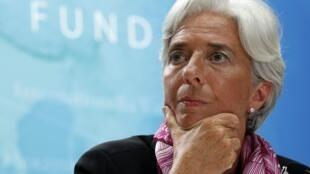 ILF chief Christine Lagarde