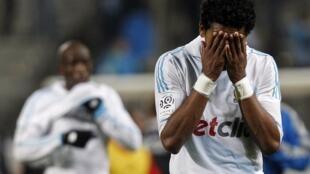 Очередное поражение ОМ, Марсель, 17 марта 2012 года